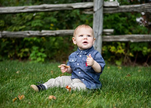 orangeville baby photographer